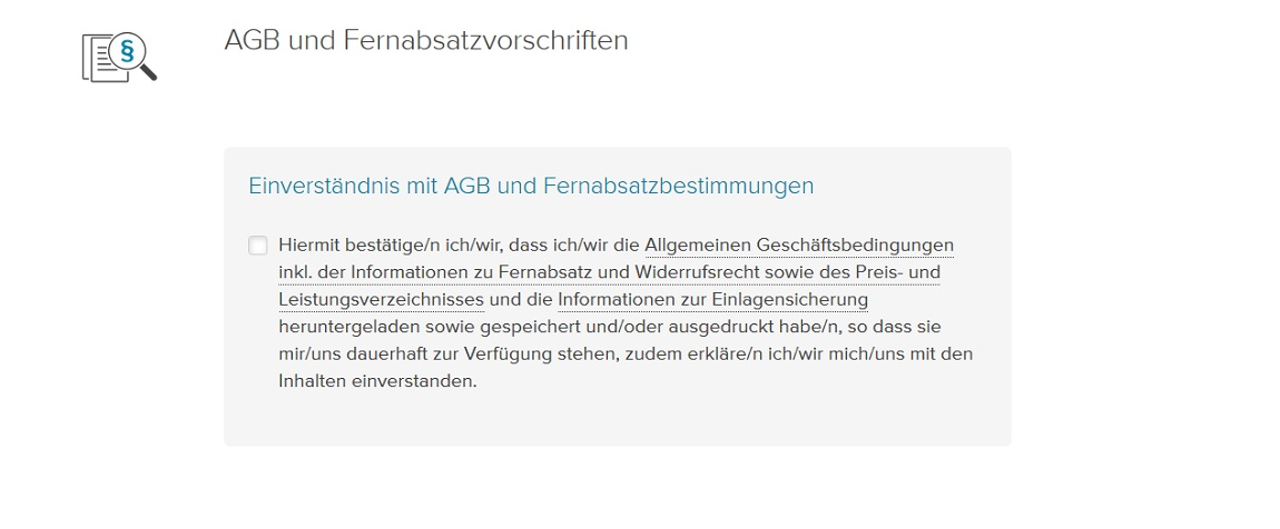 Consorsbank Agb